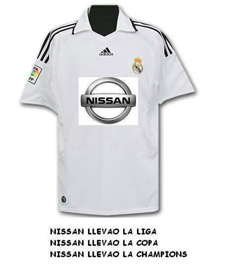 Nou espónsor del Real Madrid