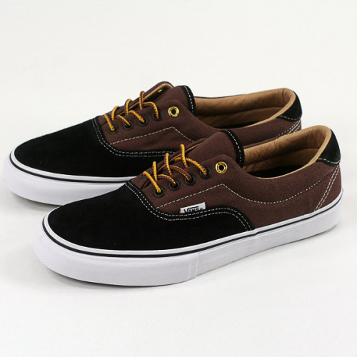 VANS Era 46 Pro (Chestnut/White) Now available @ Bamboo Skateshop (FR)