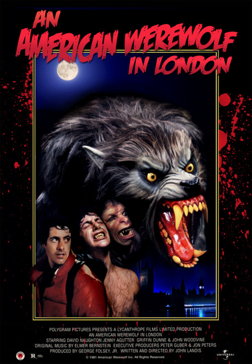 An American Werewolf in London (by smalltownhero)