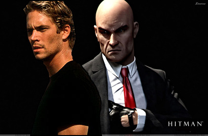 "Paul Walker will shave his head and take the lead as Agent 47 in the ""Hitman"" reboot!"