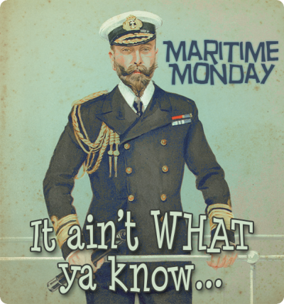 "Maritime Monday for January 21st, 2013;It Aint WHAT Ya Know… Prince Louis of Battenberg""He was born a Serene Highness but he has lived it down.""- Original (1940 x 3200) - Artist: Leslie Matthew Ward, aka SPY, 1851-1922 Lithograph Feb. 16, 1905 — Vanity Fair portrait, Men of the Day Admiral of the Fleet Louis Francis Albert Victor Nicholas George Mountbatten, 1st Earl Mountbatten of Burma (aka Dickie) 1900 – 1979; uncle of Prince Philip, Duke of Edinburgh and second cousin once removed to Elizabeth II."