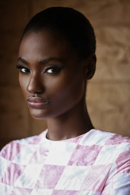 Aminata for S/S 2015 Campaign by Sarah Diouf
