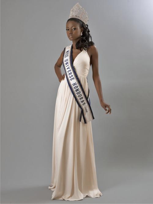Kenia Martinez, Miss Honduras 2010