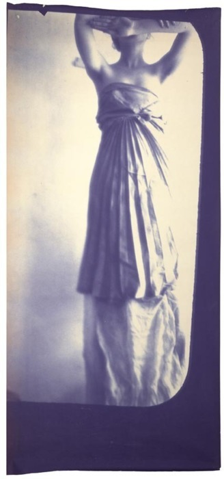 Caryatid, New YorkFrancesca Woodman, 1980