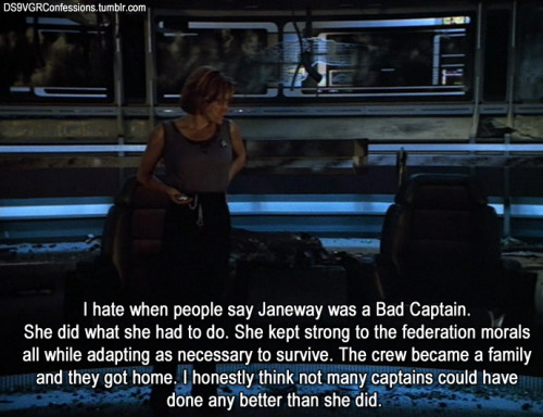 ds9vgrconfessions:  Follow | Confess | Archive