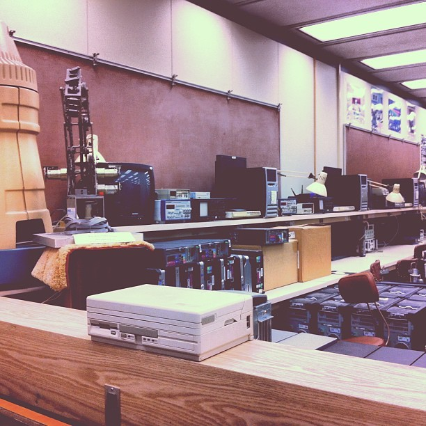 #tech #lab #saccity #sac #computer #technology #college #sacramento #student #pclab #pc #collegelife #almost #igers #instamood #instadaily #instagood #california #cali #westcoast #norcal  (at Rodda Hall - North (RHN))