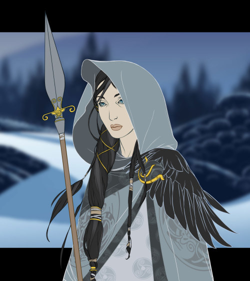 Guys, The Banner Saga might be the most beautiful video game ever made.
