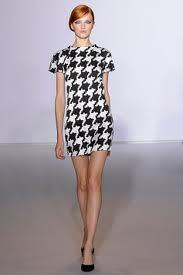 D is for DOGTOOTH || dominating the catwalk || #fashion #fashionideas