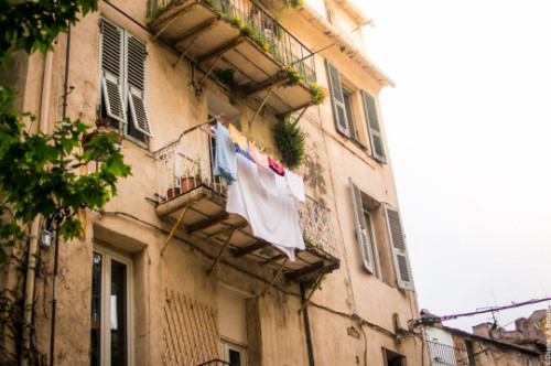 Clotheslines of CorsicaWalking around the towns in Corsica, and you start to notice something… fluttering… out of the…View Post