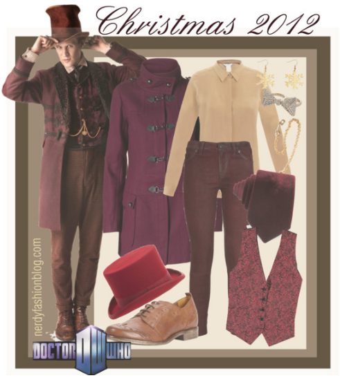 Eleventh Doctor | Doctor Who / Christmas Episode - 2012 by chelsealauren10