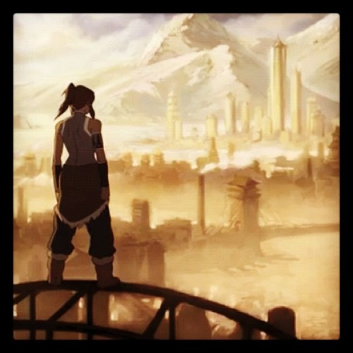 world-of-avatar:  Legend of Korra!! I can't wait for the 2nd season #legendofkorra #korra #republiccity #anime by animakesmehappy http://bit.ly/18DDMbk