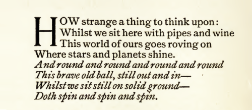 "Ford Madox Ford, ""How Strange a Thing"" (from 'The Soul of London')"