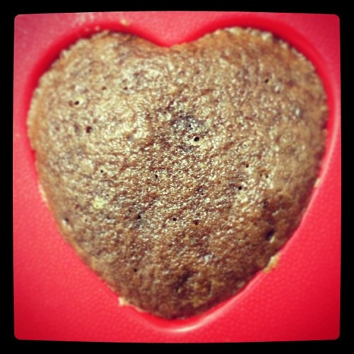Heart-shaped cake #cake #heart ❤😍🍰