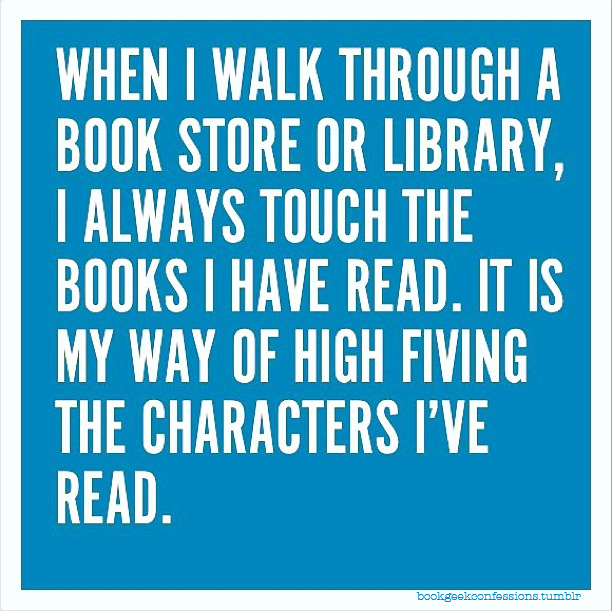 bookgeekconfessions:  Submission by fangirl76 Goodnight, Geeks!