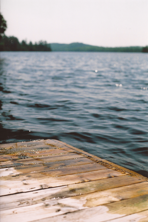 Film Photography Submission By: Grace Wyche  Sauna dock Olympus OM-1n, 200 Kodak Gold