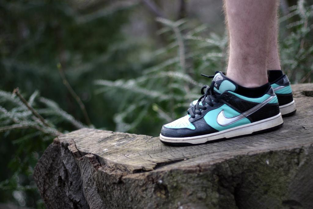 sweetsoles:  Nike SB Dunk Low 'Tiffany' (by SebastianN)