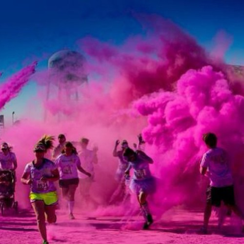 befitpics:  I want to do a Color Run 🎨🏃
