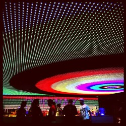 Best club ceiling ever!