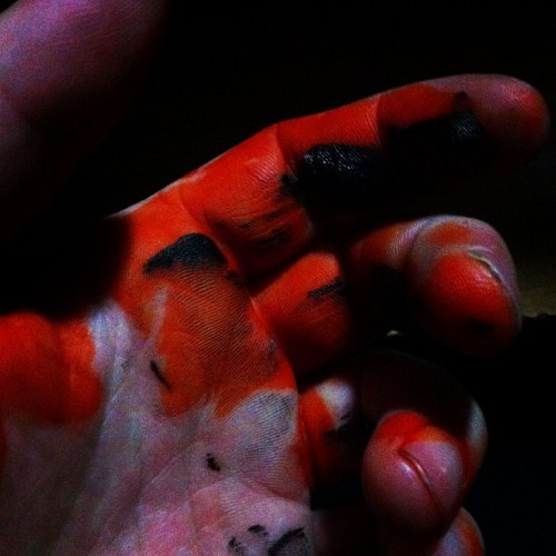 #goodnight#world#hand#colors