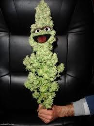 Marijuana monster