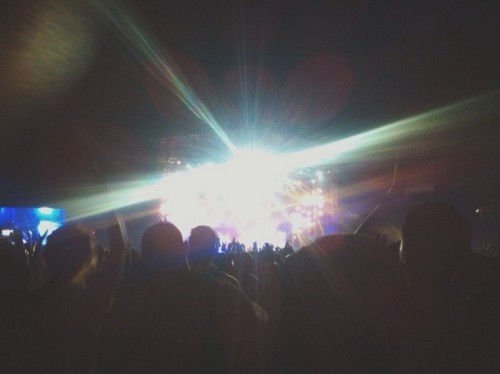 blur at Big Sound Festival 2013 by Mala Shinta on EyeEm