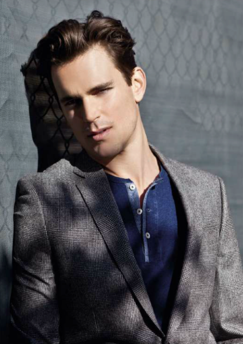 mensfashionworld:  Matt Bomer by Mitchell Nguyen McCormack for DAMAN Magazine