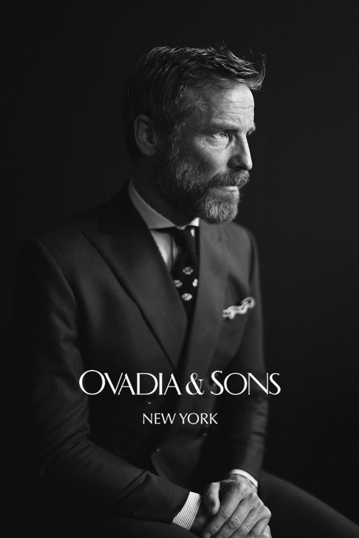 Rainer Andreesen for Ovadia & Sons Fall 2013.