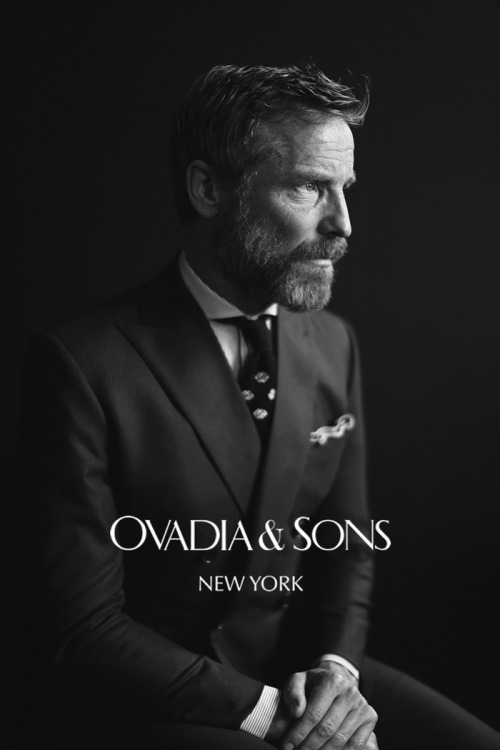 justinchungphotography:  Rainer Andreesen for Ovadia & Sons Fall 2013.