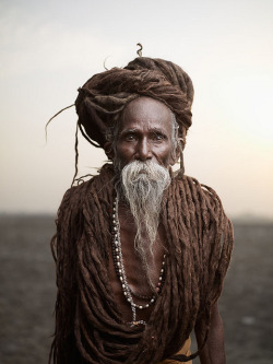 lonestarmartian:  Portrait of Lal Baba by joeyL.com on Flickr.