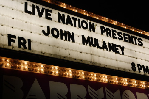 a fine show last night. mulaney killed.  only god can fudge me.
