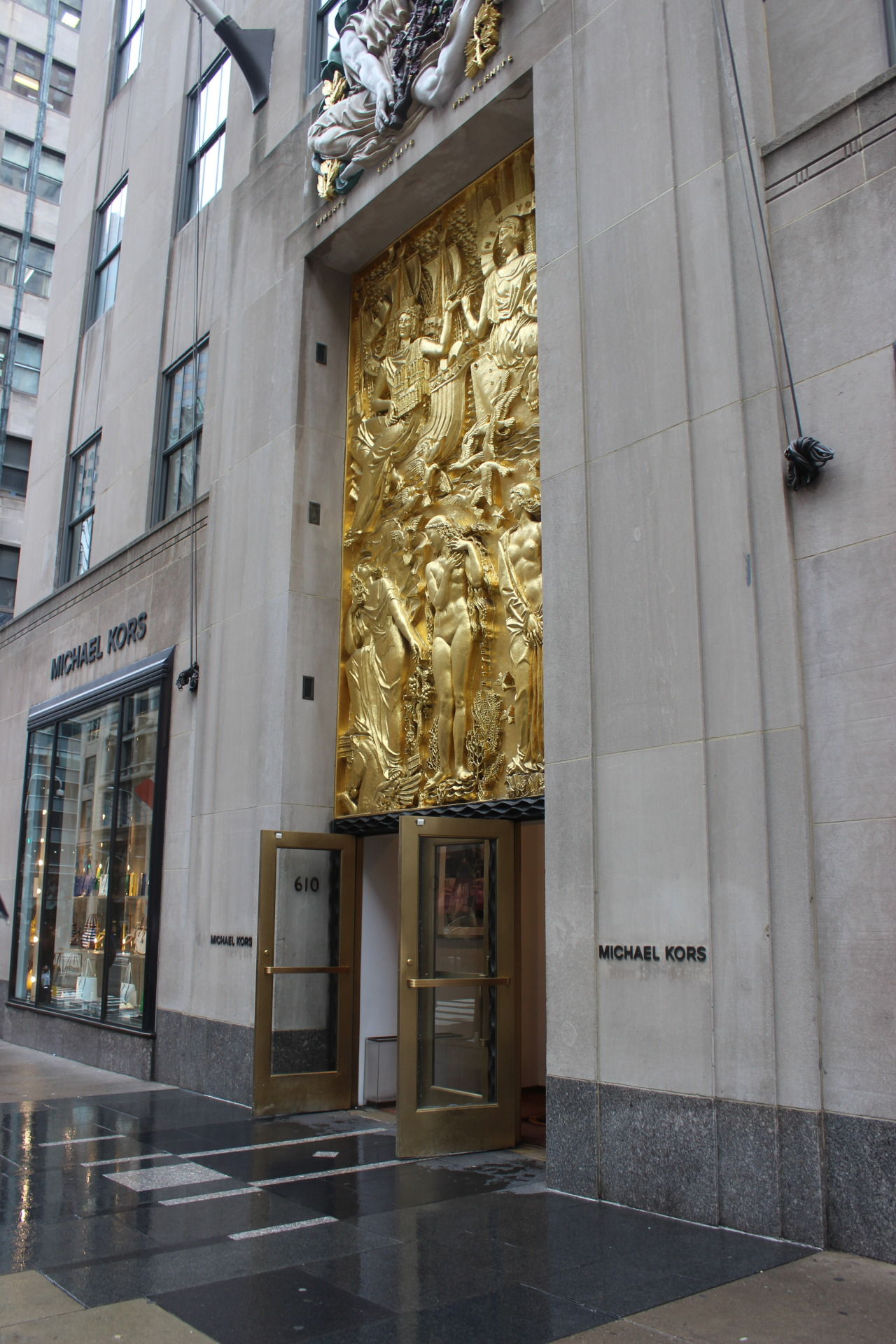 trilliondollars:  Michael Kors, New York City.