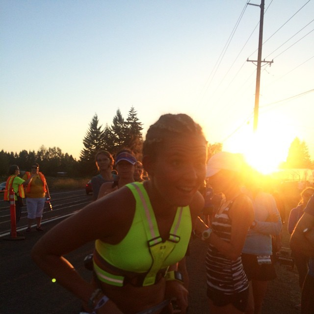 We talked about this today - When is something an accomplishment? When are you allowed to be proud? - Of course it's a trick question - you know when you gave everything. #justdoit #beproud #tbt #htc14voltwomen #justdoit #elevatewomensrunning
