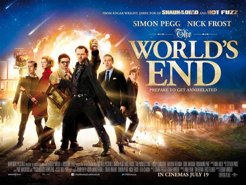 nellyfg:  New poster for The World's End Source