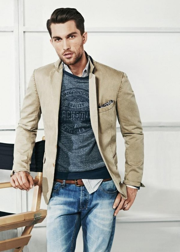 mensfashionworld:  H.E. by Mango S/S 2013