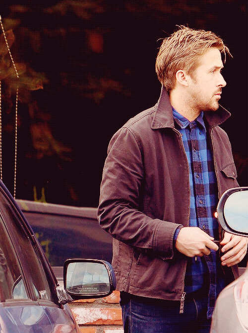 Ryan Gosling out and about, Sunday (January 27) in Los Feliz, Calif.