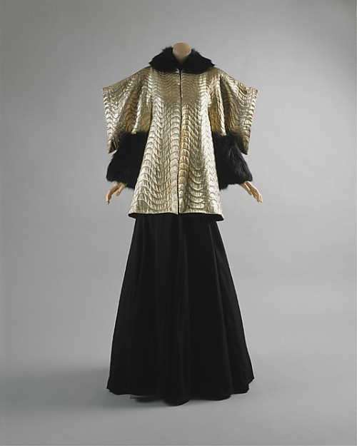 Jacket Jeanne Lanvin, 1936-1937 The Metropolitan Museum of Art
