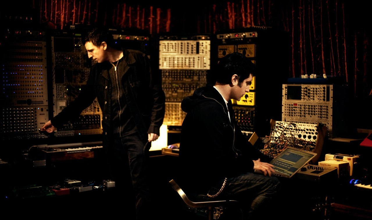Nine Inch Nails: Ghosts I-IV. 2008. Photography by Rob Sheridan and Phillip Graybill.