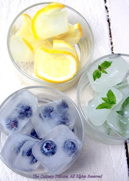 confectionerybliss:   Summer Ice Cubes