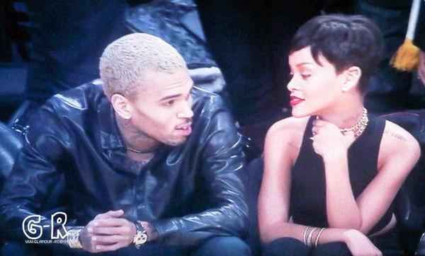 Chris Brown, Chris Brown, Rihanna - New Photo @Rihanna and @ChrisBrown today