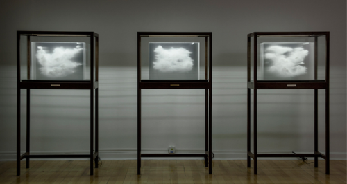 (via Three-Dimensional Clouds Appear in Layered Glass - My Modern Metropolis)