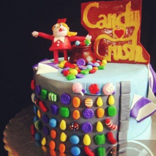 #candycrush #birthdaycake #game #addict #instagram #instapic #photooftheday #LOL