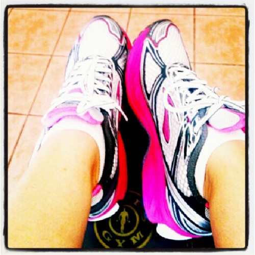 New running shoes. I want to run again!