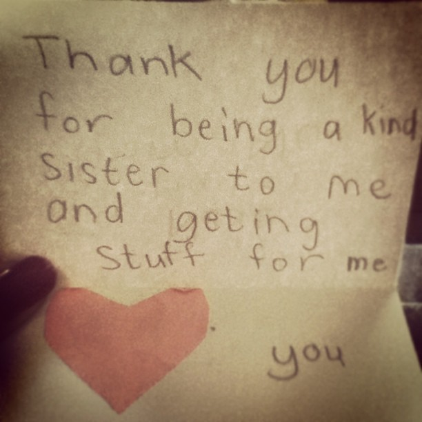 #letter #from #brother #valentines #day #babylove #instalove #instacute