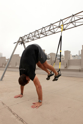 5 Toughest TRX Exercises for a Full-Body Workout Men's Fitness - Sports, Fitness, Health, Nutrition, Style and Sex
