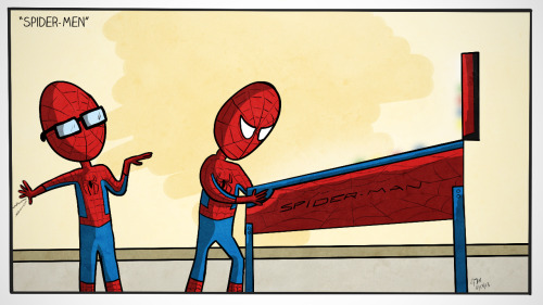 This Week In LooseKeys - Spider-Men