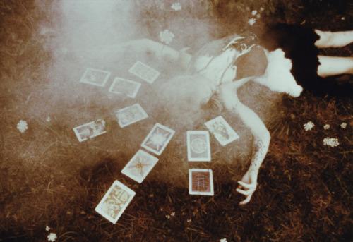 ethereal mystic tarot fantasy witch u k