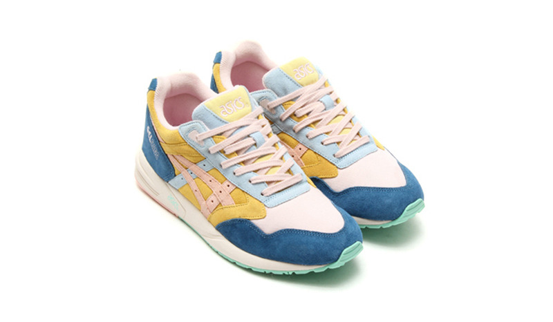 Asics Gel Saga x Lily BrownWANT WANT WANT WANT!