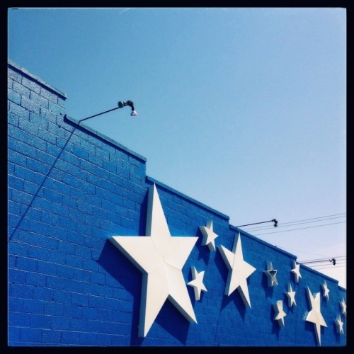 Stars  at Downtown Ferndale by Robert on EyeEm