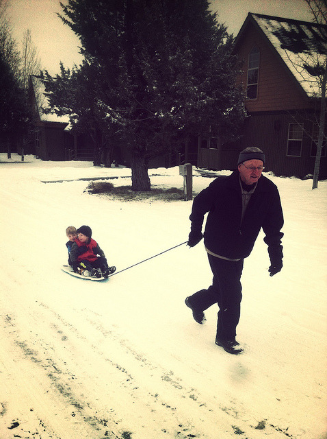 Sledders on Flickr.
