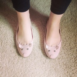 Marc Jacobs mouse shoes! 🐭